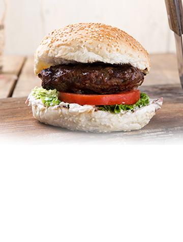 Γεμιστό Burger