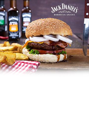 Jack Daniel's Burger